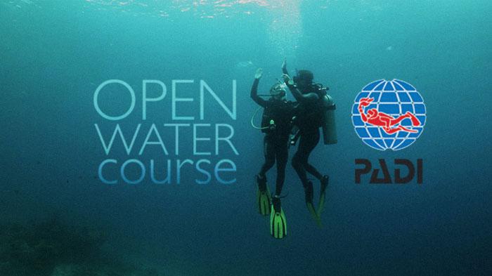 PADI Open Water Diver Kurs (Sommer)